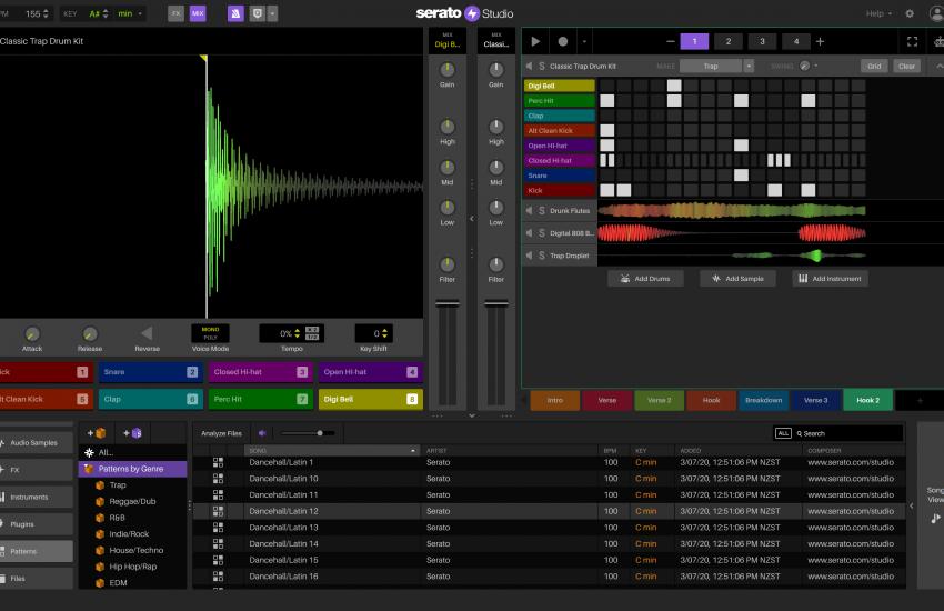 Serato Studio v1.5.7 (Win) + Full Crack Latest Version Download 2021