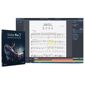 Guitar Pro 7.5 (Mac) + Full Crack Full Torrent Latest Download