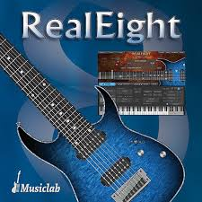 MusicLab RealEight 4.0.5.7471 Crack Activation Code Latest Download
