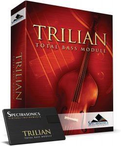Spectrasonics Trilian 2.6.3 Vst Crack Mac Latest Download 2021