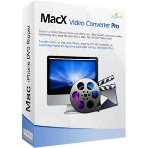 MacX Video Converter Pro 6.5.2 Crack License Code Free Download 2021