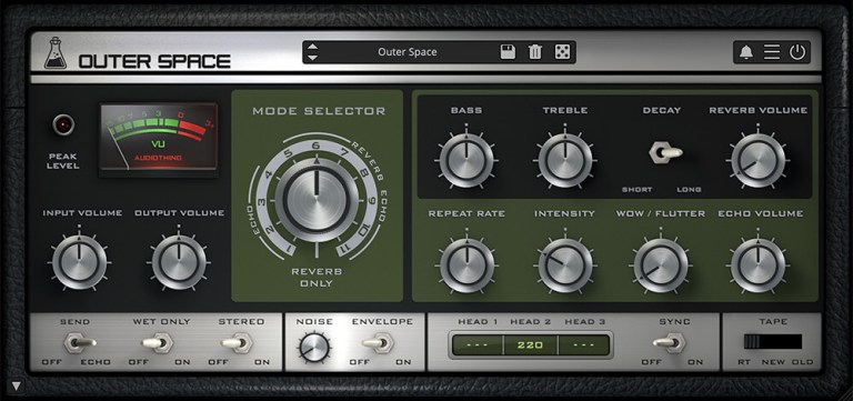 Outer Space Full Mac Crack v1.2.0 + Cracked Plugin Free Download 2021