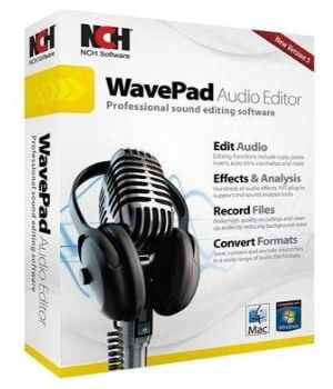 NCH WavePad 12.96 Crack With Keygen Free Full New 2021 Download